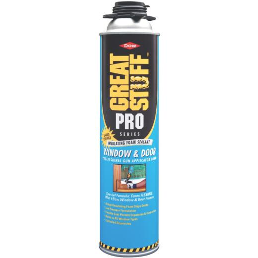 GREAT STUFF PRO Window & Door 20 Oz. Applicator Foam Sealant