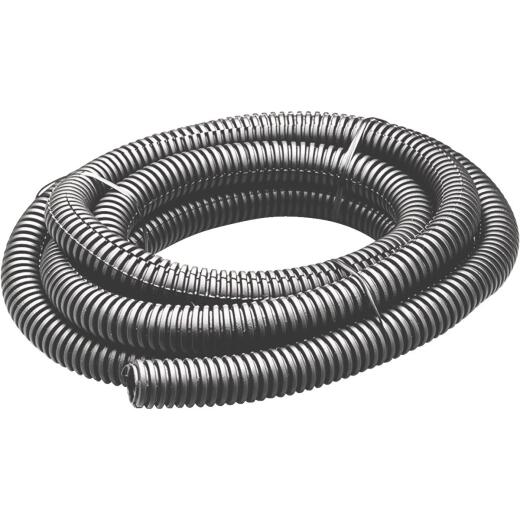 Gardner Bender 1 In. Dia. x 5 Ft. L. Polyethylene Gray Split Flex Tubing
