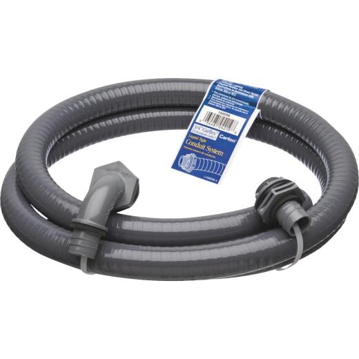 Carlon 1/2 In. x 6 Ft. Carflex Non-Metallic Conduit Kit