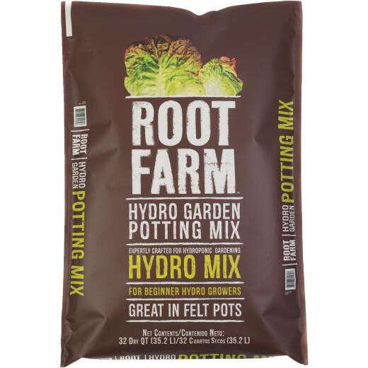 Root Farm 32 Qt. Hydroponic Growing Medium Potting Mix