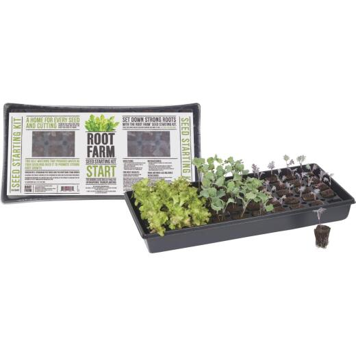 Root Farm 50-Cell Hydroponic Starter Kit
