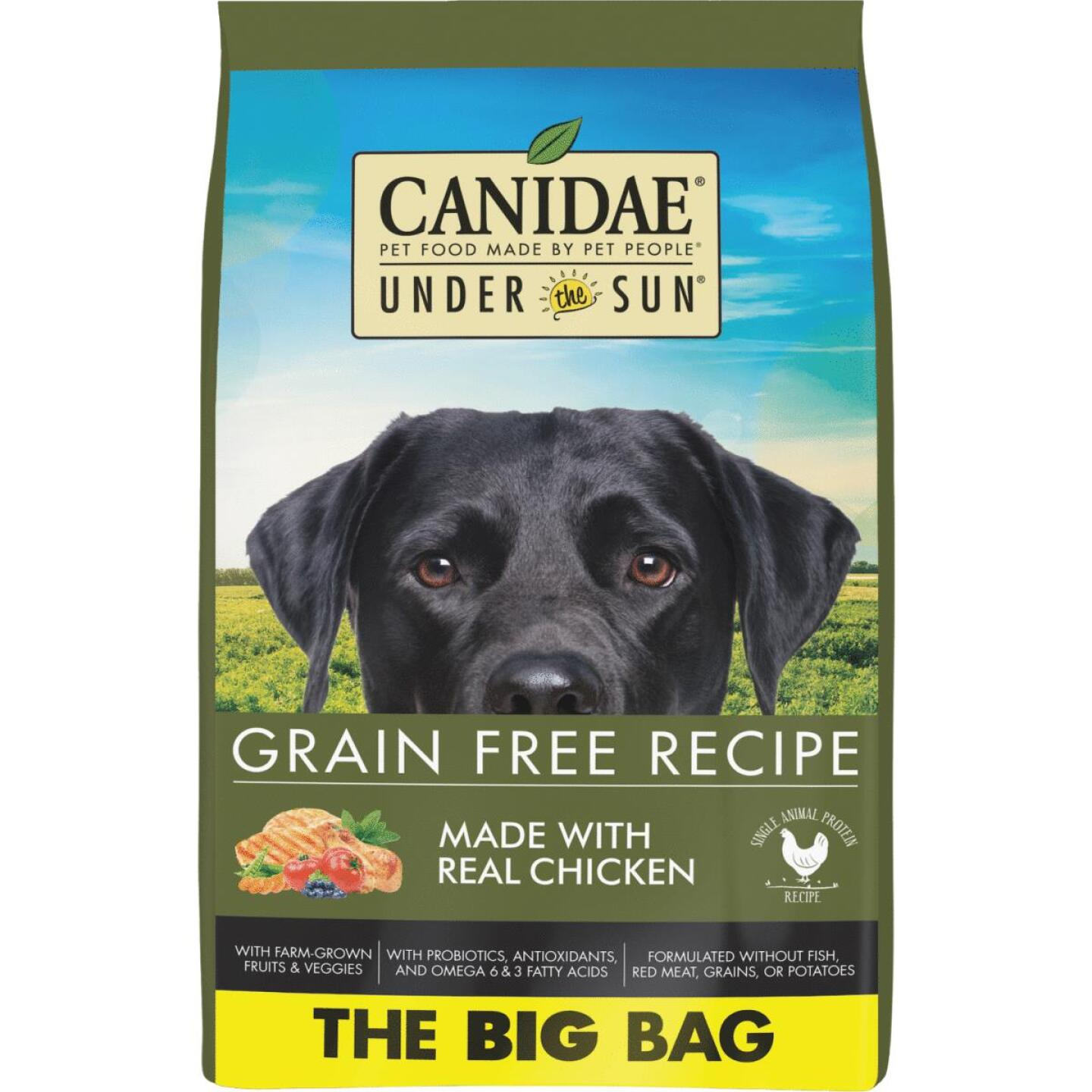 Canidae Under The Sun 40 Lb. Chicken Adult Dry Dog Food Image 1