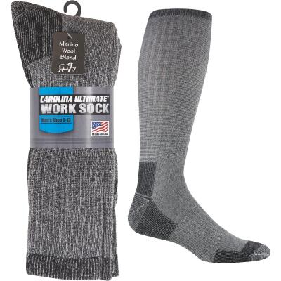 Carolina Ultimate Charcoal Outdoor Sock (2-Pack)