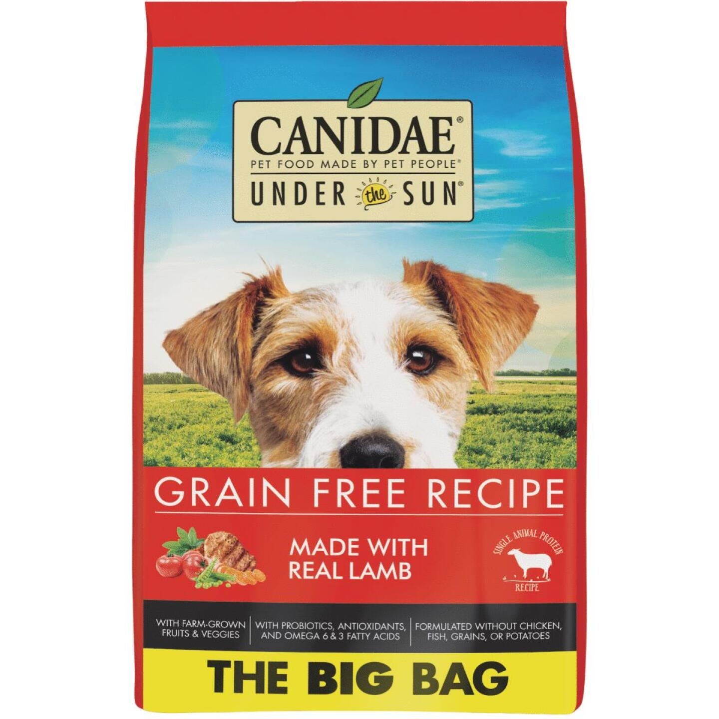 Canidae Under The Sun 40 Lb. Lamb Adult Dry Dog Food Image 1