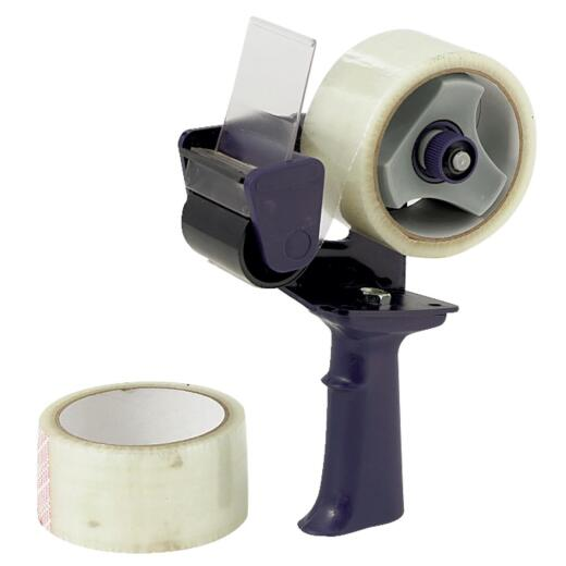 IPG 2 In. Tape Gun with 2 Tape Rolls